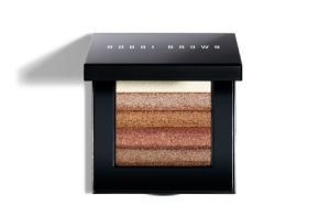 Bronzed Goddess 101: Bobbi Brown Shimmer Brick