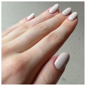 Milk Nails: The Discovery